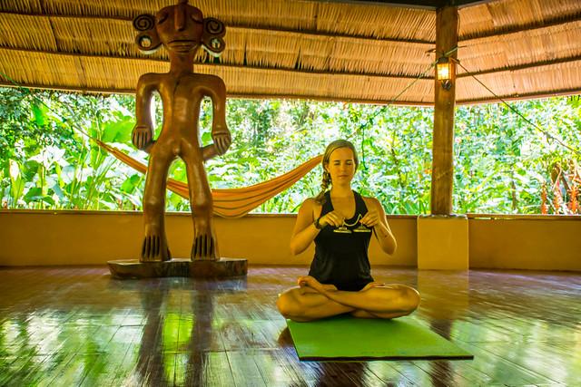 yoga retreat in costa rica
