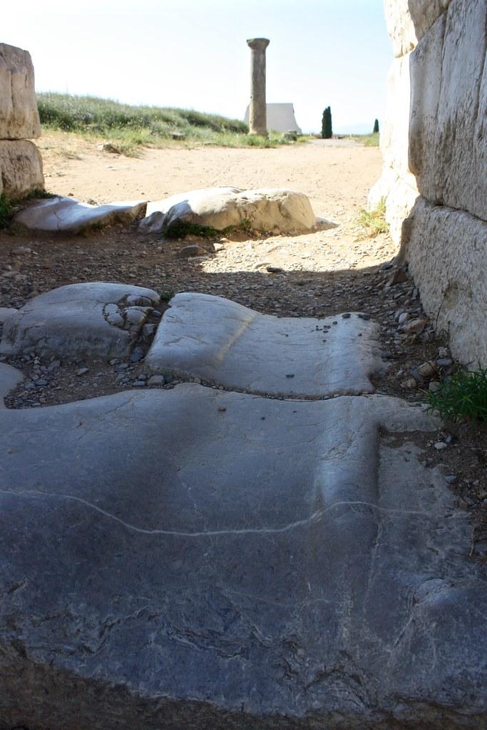 Empúries ruins, Spain