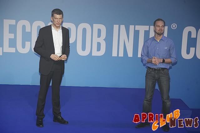 Презентация нового поколения процессоров Intel Core