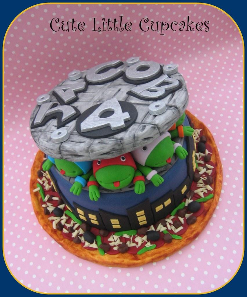 Tnt Birthday Cake Heidi Stone Flickr