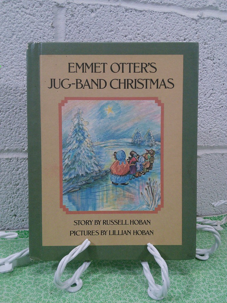 Emmet Otter\'s Jug-Band Christmas | vintage childrens book | Flickr