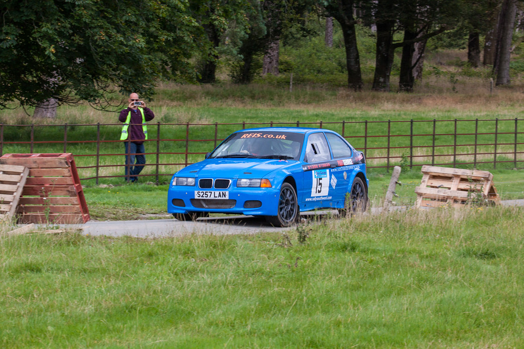 Bmw Compact Boconnoc 2015 S6 1 Bmw Compact Rally Car On S Flickr