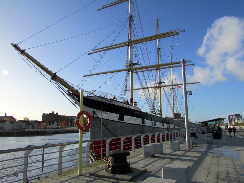 Image result for tall ship glasgow