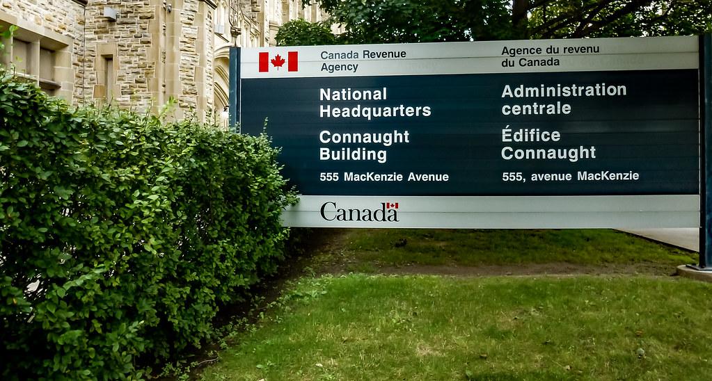 Canada Revenue Agency  Frederick Street Kitchener