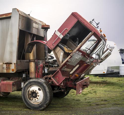 Kenworth hustler truck