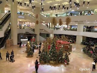 CIRCLEG 香港 金鐘 太古廣場 2016聖誕PACIFIC PLACE 遊記 聖誕 2016  (8)