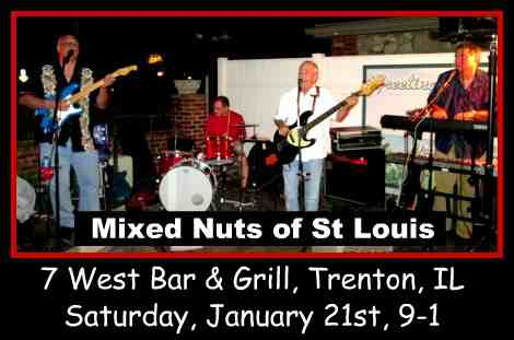 Mixed Nuts of St. Louis 1-21-17