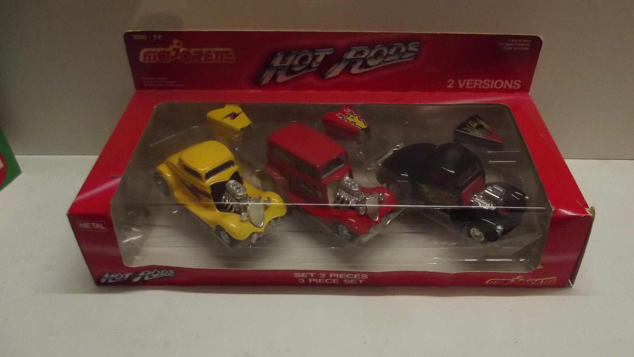 Pack 3 Hot rods. 31847536654_8e72057b40_k