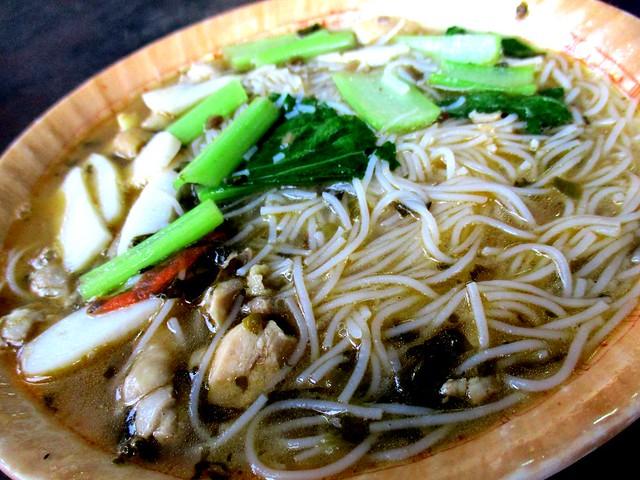Siong Lok Yong bihun soup