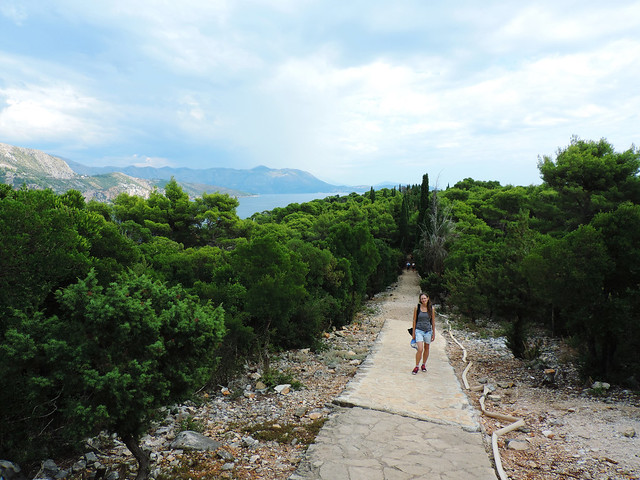 Croatian Itinerary: Lokrum Island, Croatia