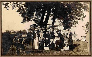 Art Club Picnic, date unknown | by The Urbana Free Library Digital Collections