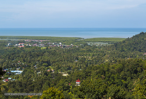 Views of Penang island. Hill views & lake | by Phuketian.S