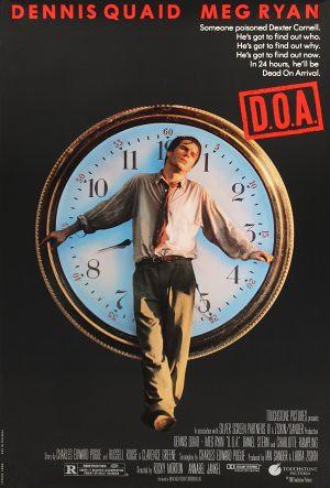 D.O.A. - 1988 - Poster 3