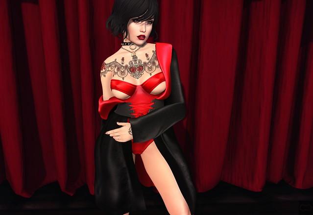 Burlesque Attitude