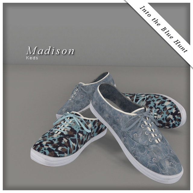 WICKED * Madison - Keds (Cougar & Jeans)