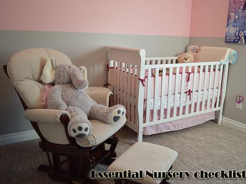 Essential-Nursery-checklist