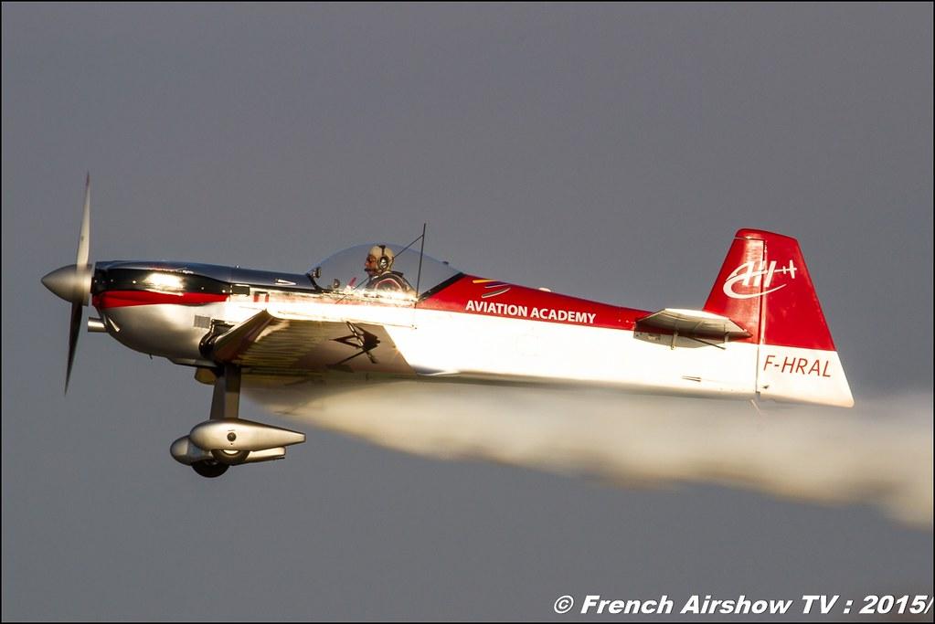 Cap231ex,F-HRAL , AdrenalinFlights , show aérien , voltige aérienne, Feria de l'air 2015,BAN Nimes-Garons, Feria de l'air nimes 2015, Meeting Aerien 2015