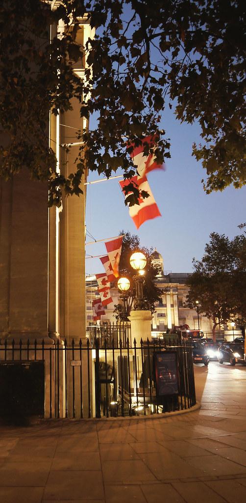 Canadian Embassy, London  | Ginny Chapman | Flickr
