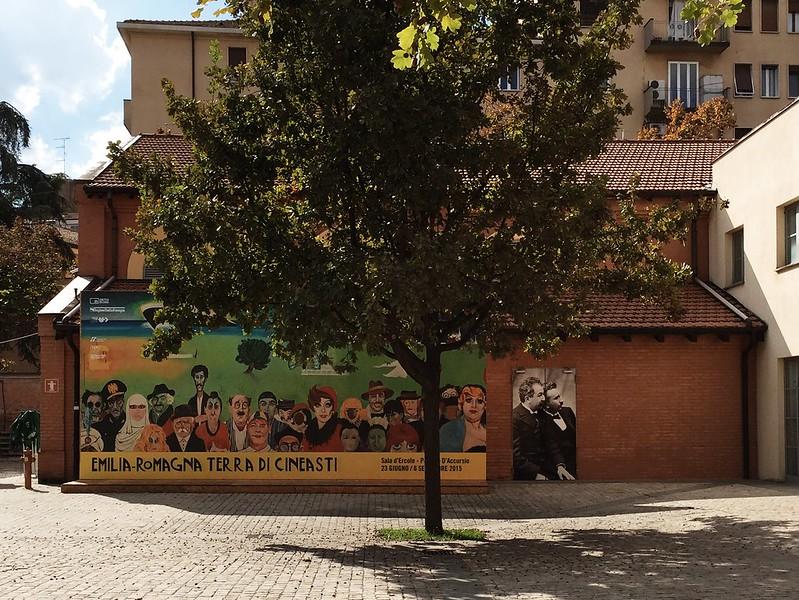 博洛尼亚电影资料馆