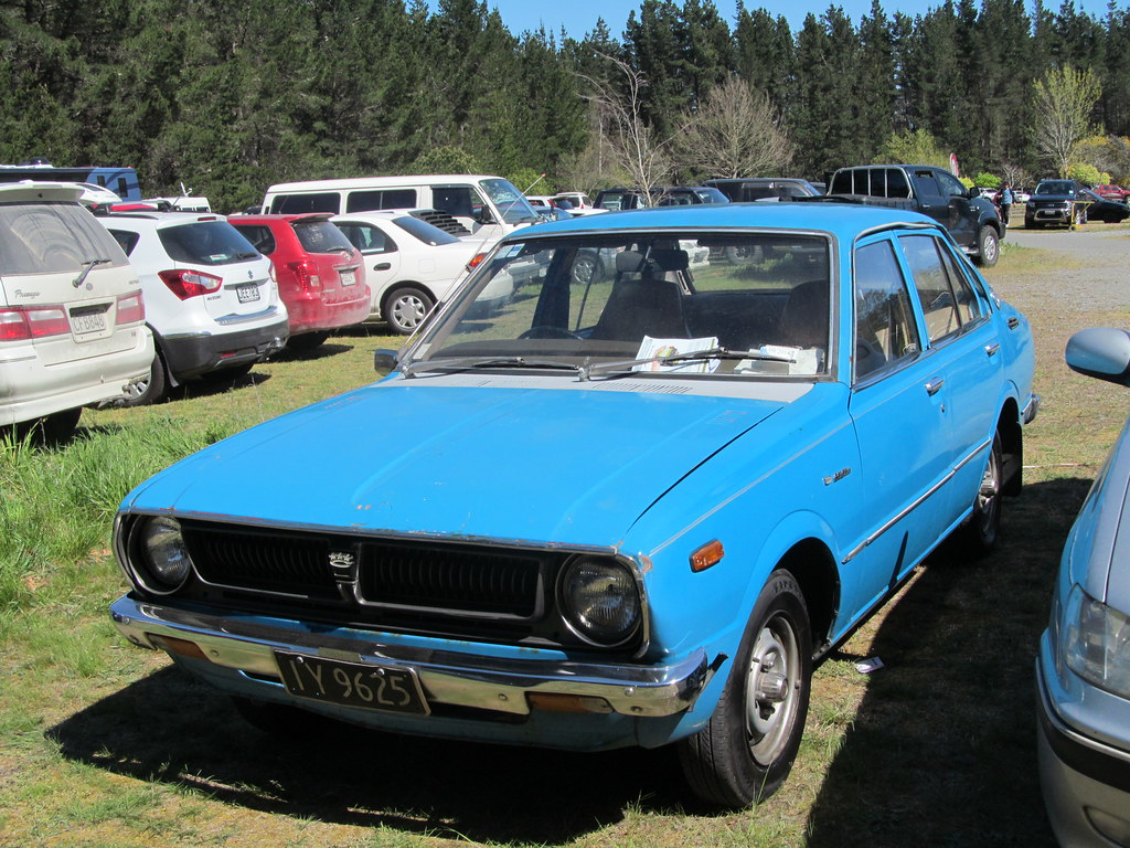 1978 Toyota Corolla Ke30 Not Many Original Ones Of