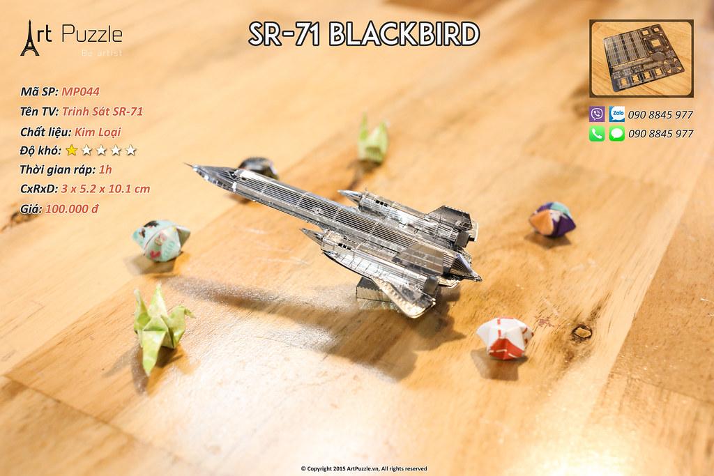 Art Puzzle - Chuyên mô hình kim loại (kiến trúc, tàu, xe tăng...) tinh tế và sắc sảo - 45