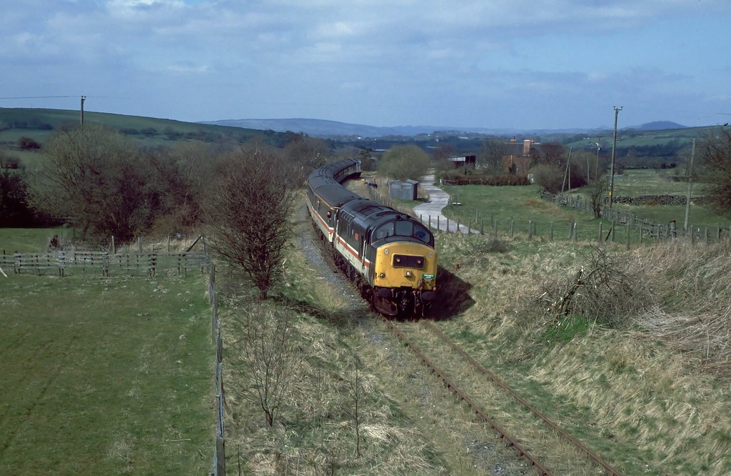37 407 At Ipstones Staffordshire 17 04 1994 High On