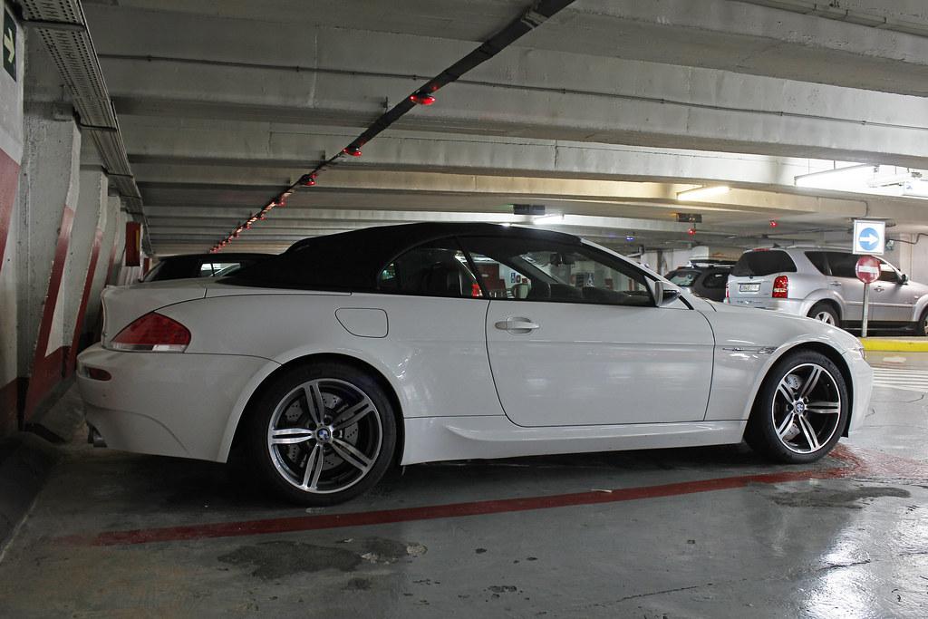 2007 BMW M6 Cabrio [E64] | coopey | Flickr