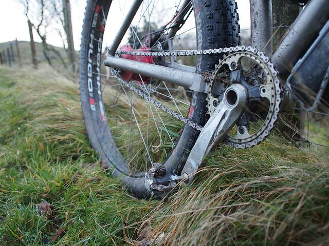 Rohloff rear hub