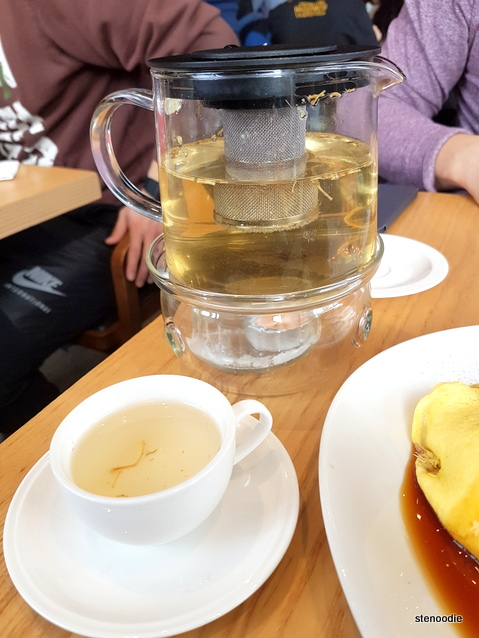 Ginseng Tea with Honey