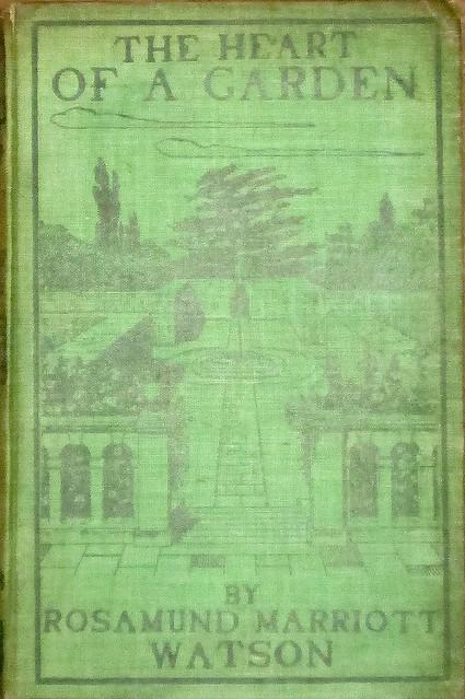 Heart of a Garden Book Cover