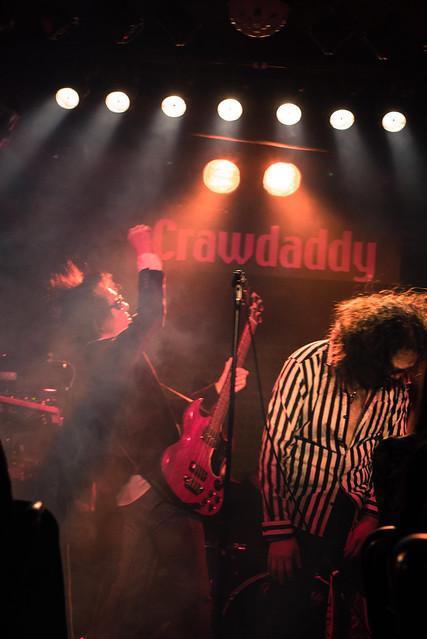 TONS OF SOBS live at Crawdaddy Club, Tokyo, 12 Mar 2017 -00148