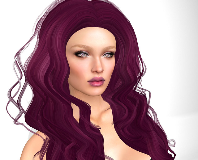 Svana hair, Sn@tch + Lara Hurley Catwa applier