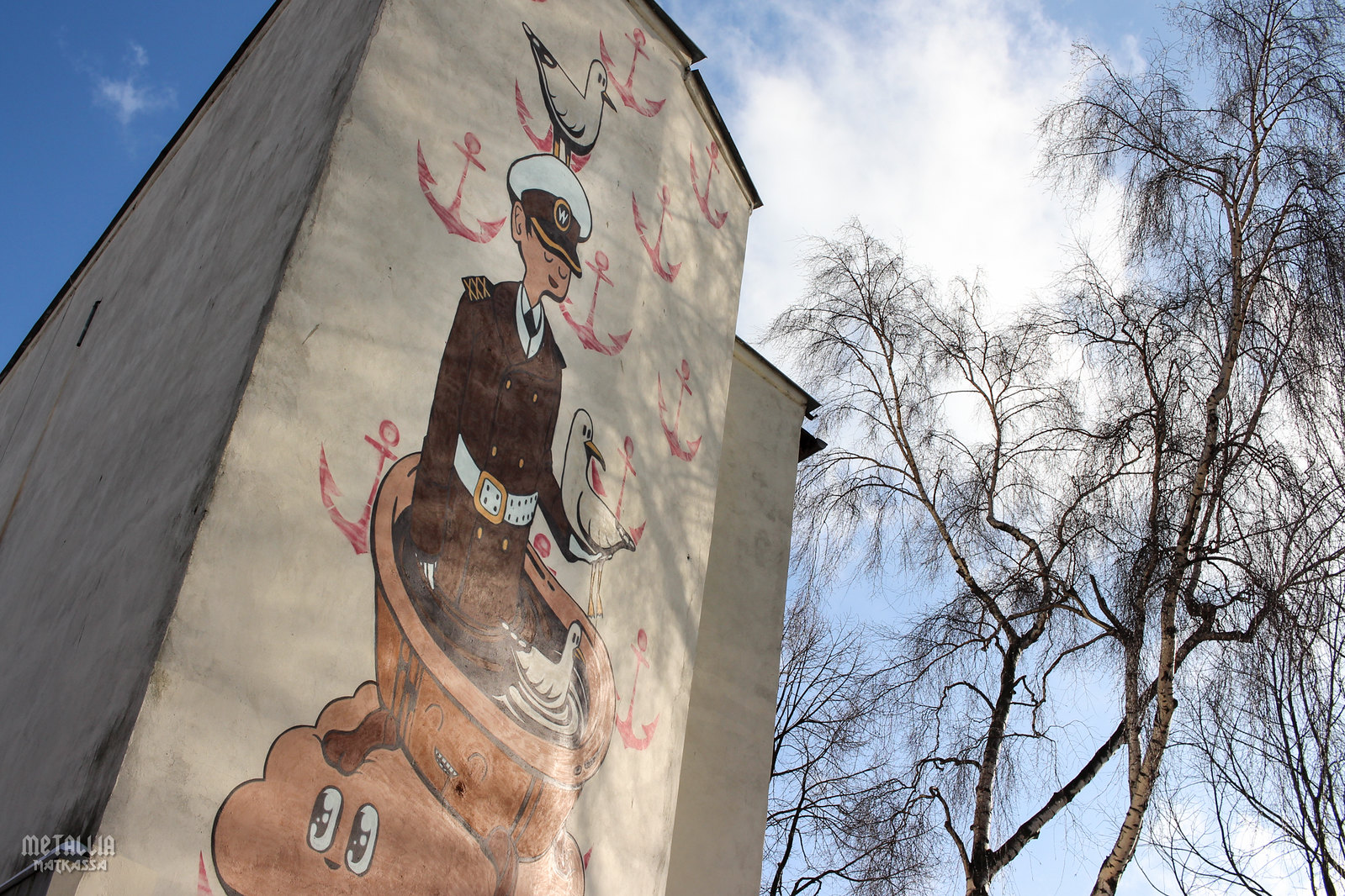 street art in gdynia, gogdynia, visit gdynia, street art, katutaide, gdynia, trojmiasto