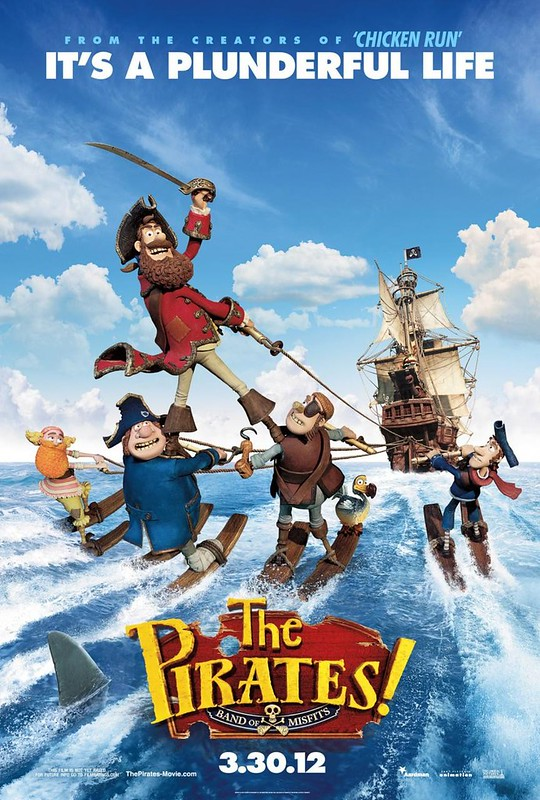 The Pirates - Poster 2