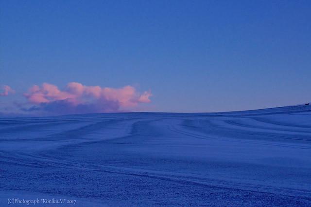融雪剤の丘1