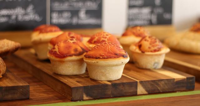 Zio Mario Pizza Muffins