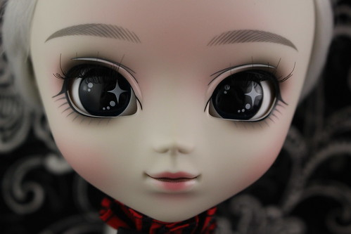 Optical Alice face up
