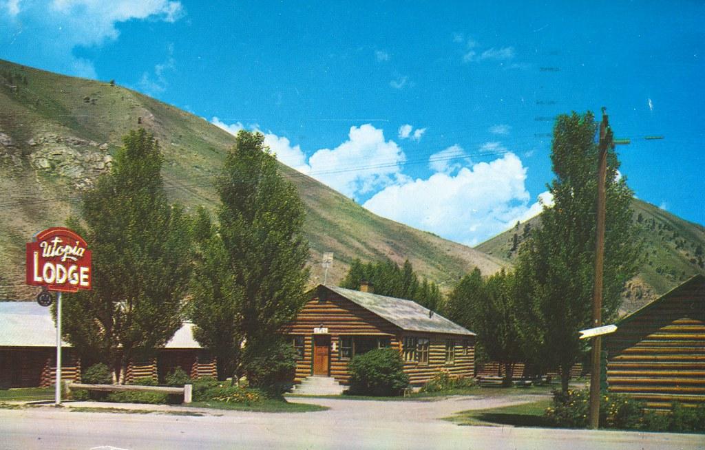 Utopia Lodge - Jackson, Wyoming