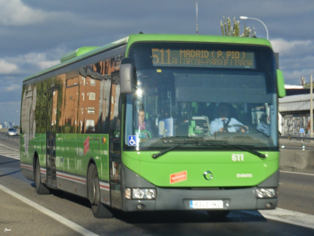 irisbus crossway 611 de deblas | bus box | flickr