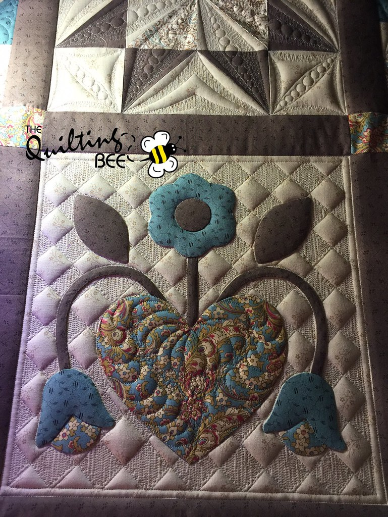 Kelly Corfe The Quilting Bee Custom Longarm Quilting I Flickr