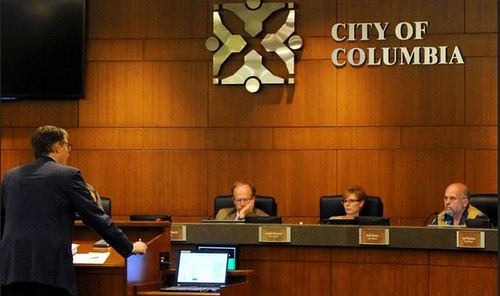 CITY MANAGER TWITTER FIRE:  State legislators urge stronger CoMo Mayor, bash Matthes