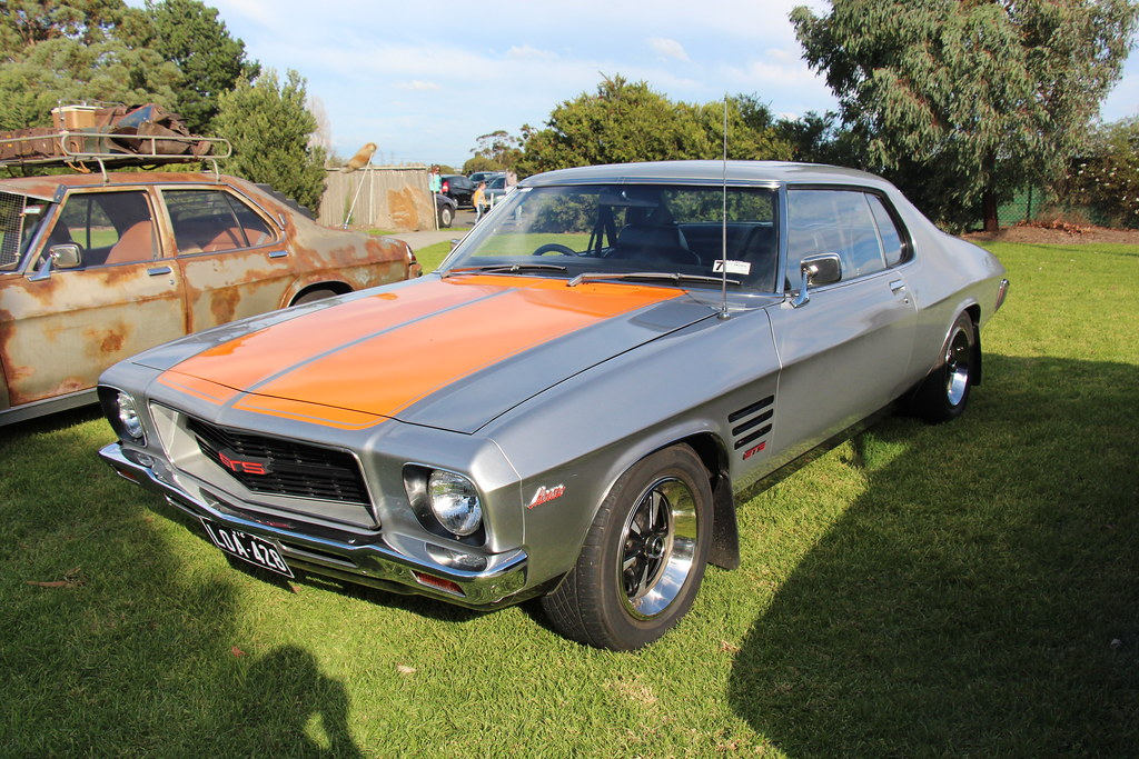 1974 Holden HQ Monaro GTS Coupe   Sable. The HQ Holden was ...