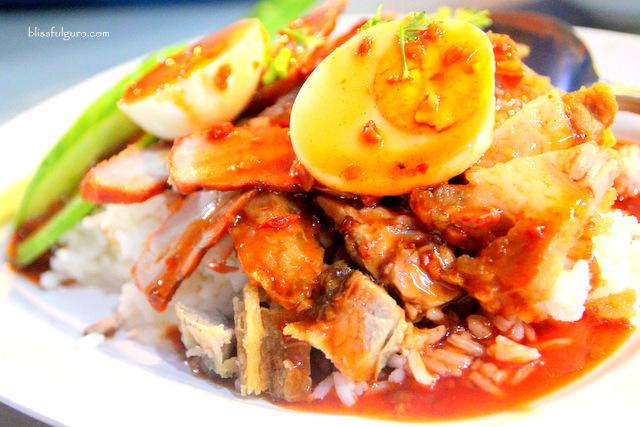 Khao Mu Krop Chiang Mai Thai Food