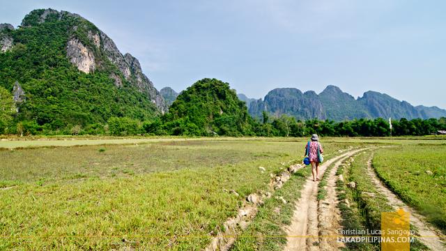Vang Vieng Laos Lusi Cave