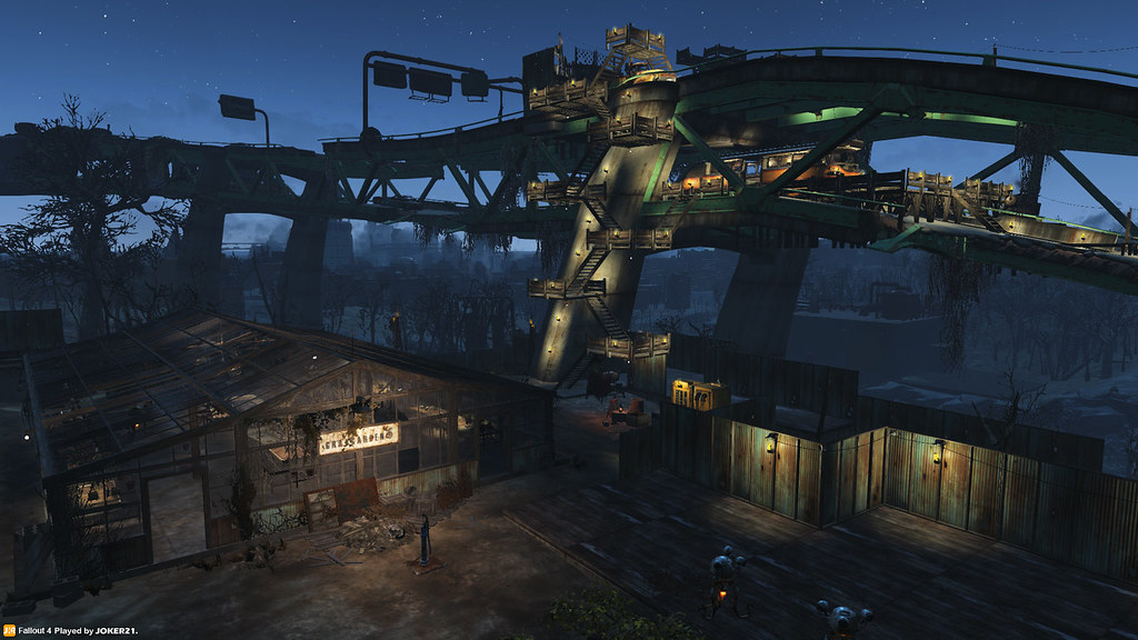 fallout 4 base building graygarden 01 no place to live flickr