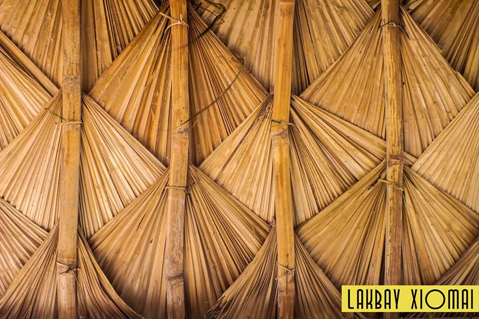 Anahaw roofing | Lakbay Xiomai - sland Garden Resort, Pangubatan, Samal
