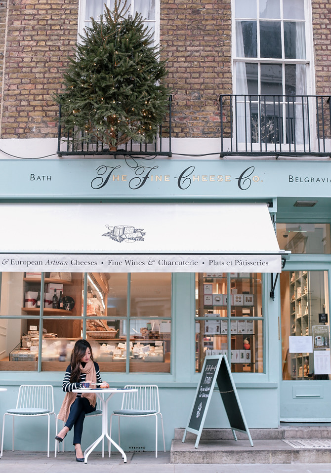 the fine cheese co belgravia london