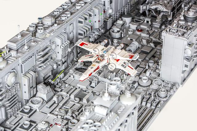 LEGO Star Wars Death Star Attack