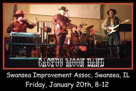 Cactus Moon Band 1-20-17