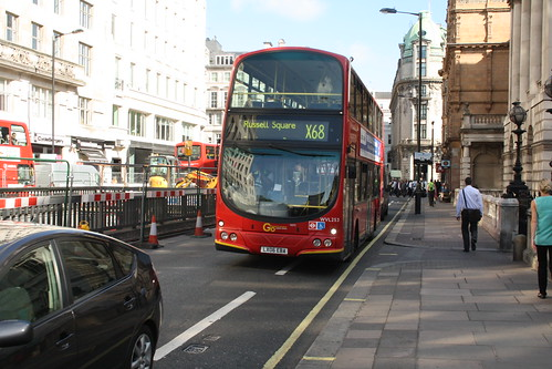 London Central WVL253 LX06EBA